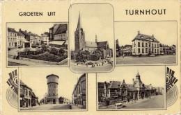 TURNHOUT    Groeten Uit Turnhout - Turnhout