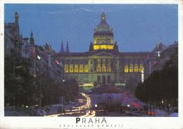 "Tchécoslovaquie - Prague ""by Night"" - Tchéquie"