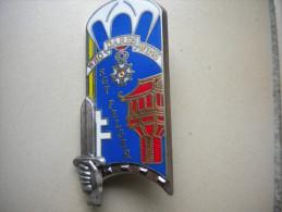 insigne parachutiste , promotion   , insigne , medaille , lot , insigne ancien , N� 66