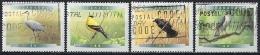 G297 FAUNA VOGELS BIRDS OISEAUX VÖGEL AVES HAVIK KRAANVOGEL CRANE KRANICH CANADA 1999 Gebr / Used - Oiseaux