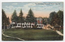 PA ~ The Glenwood DELAWARE WATER GAP Pennsylvania 1917 Monroe County - United States