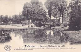 TIENEN - TIRLEMONT   Parc St.Georges - Tienen