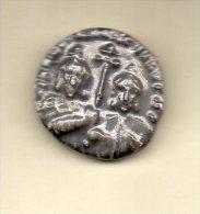RARE f�ve PERSO (ronde des pains) MONNAIE FRANCAISE stamenon FRANCE 963- 989