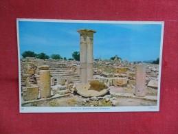 Cyprus  Apollo Sanctuary    Ref 1558 - Cyprus