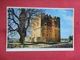 Cyprus  Kolossi Castle    Ref 1558 - Cyprus