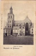 TIENEN - TIRLEMONT    Eglise  St.Germain - Tienen