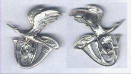 Insigne du 20e Bataillon de Chasseurs Alpin