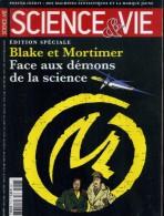 X BLAKE E MORTIMER  SCIENCE & VIE EDIZIONE SPECIALE DEDICATA AI PERSONAGGI DI  JACOBS Rrr - Libri, Riviste, Fumetti