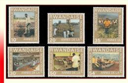 Rwanda 0698/703* Production H