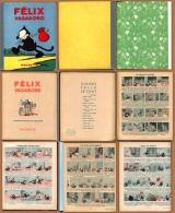 SULLIVAN (Pat). FELIX VAGABOND - Livres, BD, Revues