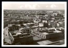 Tripoli. Panorama Citta Nuova - Vera Fotografia ------- Postcard Not Traveled - Libye