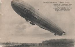 AK Passagierluftkreuzer Viktoria Luise Luftkreuzer Luftschiff Parseval Zeppelin LZ 11 Stempel Chemnitz Feldpost ?