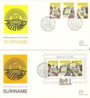 Philexfrance 1982 - Suriname