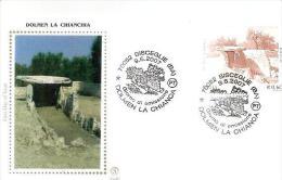 81226)F.D.C.busta Primo Giorno  Dolmen  La Chianchina Affran.9-6-2007-bisceglie Bari - 6. 1946-.. Republic