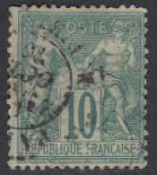 N° 65 - O - - 1876-1878 Sage (Type I)