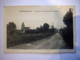 Barenton-Bugny Vu eprise du ruisseau des Barentons