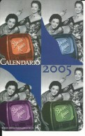 CAL113 - CALENDARIETTO 2005 - RAI