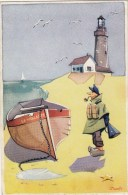 J.Maezelle - Souvenir Du Littoral - 1963 - Ilustradores & Fotógrafos