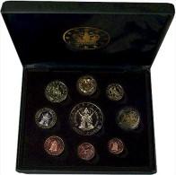 SCOTLAND 2003 - 9 Probe/Pattern-Euro 1 Cent Bis 5 Euro - Commerce Extérieur, Essais, Contremarques Et Surfrappes