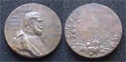 Gedenk-Medaille Zum 100 Geburtstag WILHELM I - Royal/Of Nobility