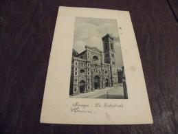 A198.CPA...ITALIE...FIRENSE..La Cattedrale....rare Beau Plan Animé..ecrite & Voyagée 1908 - Firenze