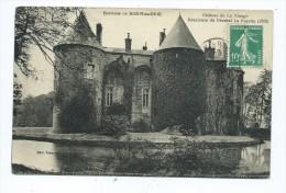 CPA - Environs De Rozoy-en-Brie - Chateau De La Grange Résidence Du Général La Fayette (1802) - Autres Communes