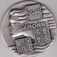 BSM Garonne - m�daille - Navy Marine - diam�tre 7,4 cm dans son coffret