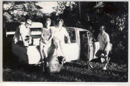 RP - PAPUA NEW GUINEA,  Papua Neuguinea -  Fam. Natschläger Bought This Truck Privatly For Business In Papua New Guinea - Photographs