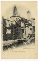POUZAUGES - Le Château De La Bonnelière. Belle Carte. - Pouzauges