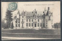 - CPA 37 - Nouzilly, Château De L'Orfrasière - France