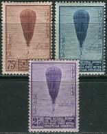 Belgie 1932. Michel #344/46 MNH(**)/Luxe.  (TS13) - Bélgica