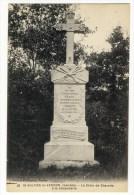 ST SULPICE Le VERDON - La Croix De Charette à La Chabotterie. Guerre De Vendée. - Frankreich