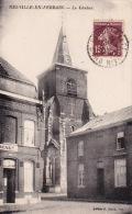 Neuville-en-Ferrain 1: Le Clocher 1930 - France