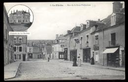 La Flèche: Rue De La Sous Préfecture - La Fleche