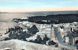 BOU SAADA (Algerien) Cite Du Bonheur - Vue Sur Le Ressa - Algerien