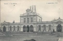 RENAIX LA STATION (1907) L.LAGAERT N° 8 - Renaix - Ronse