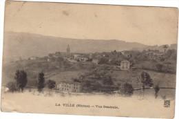 LA VILLE / VUE GENERALE - Francia