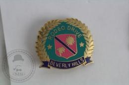 Rodeo Drive Beverly Hills - Pin Badge #PLS - Ciudades