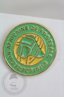 CAF Confederation Of African Football - Pin Badge #PLS - Football
