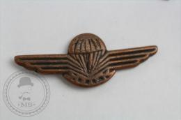 Army Parachutist  - Pin Badge #PLS - Militares