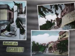 Cartolina -   Saluti  da Missanello - Pz.