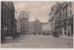 LONDON  -   Cockspur Street & Carlton Hotel - Londen