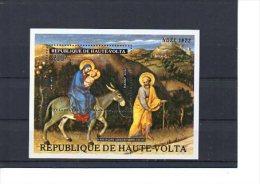 Haute-Volta YT Bloc 5D XX/MNH Gentile Da Fabriano - Religione