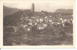 795 - OLARGUES - VUE GENERALE COTE OUEST - France