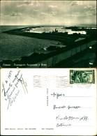 30c)  cartolina di catania-passeggiata lungomare e porto-viaggiata