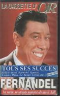 VHS. FERNANDEL. La Cassette D'OR. 22 Titres. - Comedy