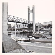 24007 -France Brest 29 - Photo 1963 - Bateau Pont - Lieux