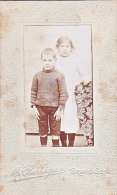 24014 -France Brays Sur Seine -M Bohigas - Enfant Fille Garcon - - Personnes Anonymes