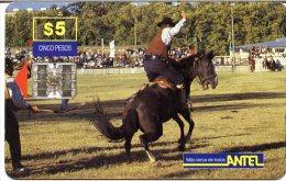 @+ TC D'Uruguay - Rodeo - N°45a - 4/99 - Uruguay