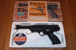 pistolet daisy cal.4,5 u.s.a  � air comprim�